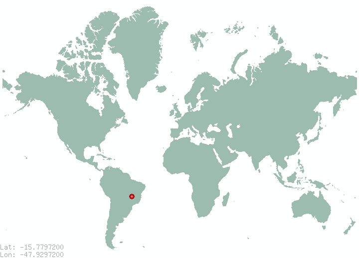 Places in brazil find information on all places in brazil brazil brasilia in world map gumiabroncs Images